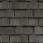 GAF Camelot II Lifetime Designer Shingles   Antique Slate