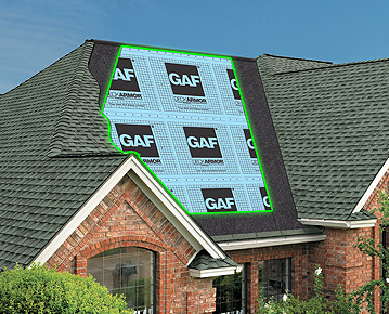 """Provides an extra layer of protection between your roofing shingles and roof deck"""