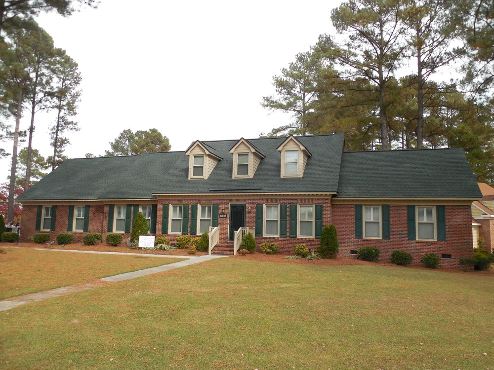 Fayetteville, NC   GAF Timberline HD Hunter Green