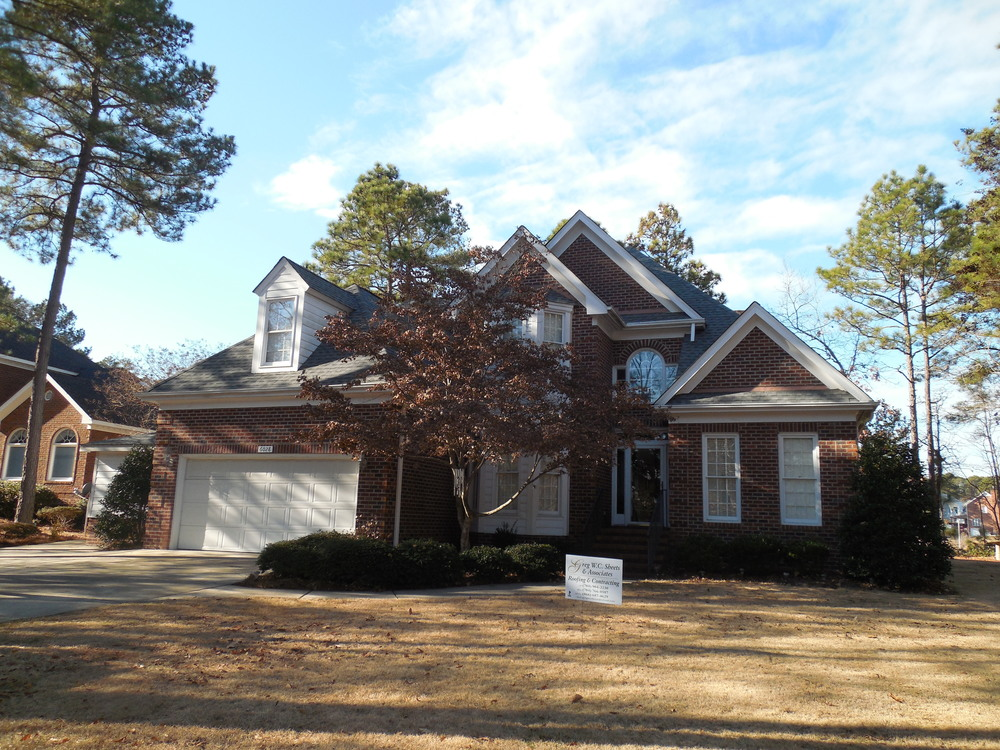 Fayetteville, NC   GAF Timberline HD Oyster Gray