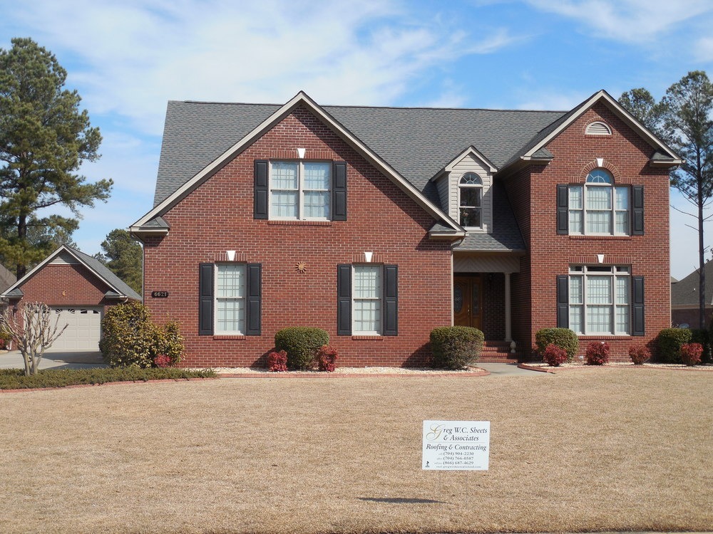 Fayetteville, NC     GAF Timberline HD Williamsburg Slate