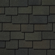 GAF Woodland Lifetime Designer Shingles     Mountain Sage