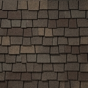 GAF Glenwood Designer Lifetime Shingles   Autumn Harvest
