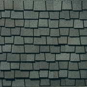 GAF Glenwood Designer Lifetime Shingles   Chelsea Gray