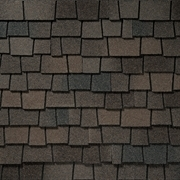 GAF Glenwood Designer Lifetime Shingles   Dusk Gray