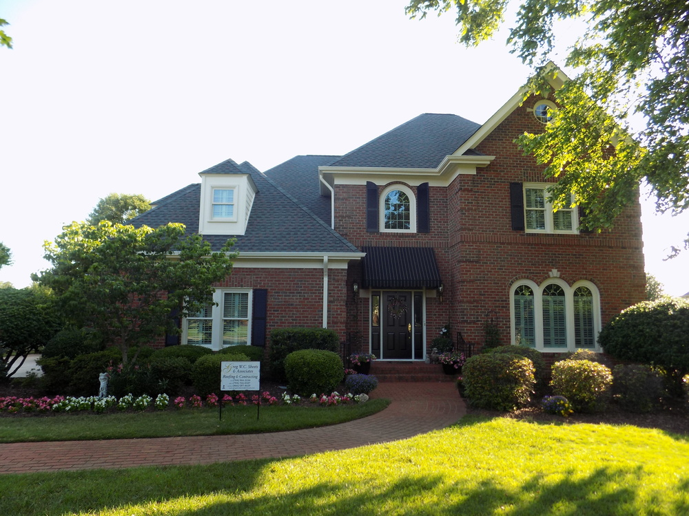 Cornelius, NC   GAF Timberline HD Weathered Slate