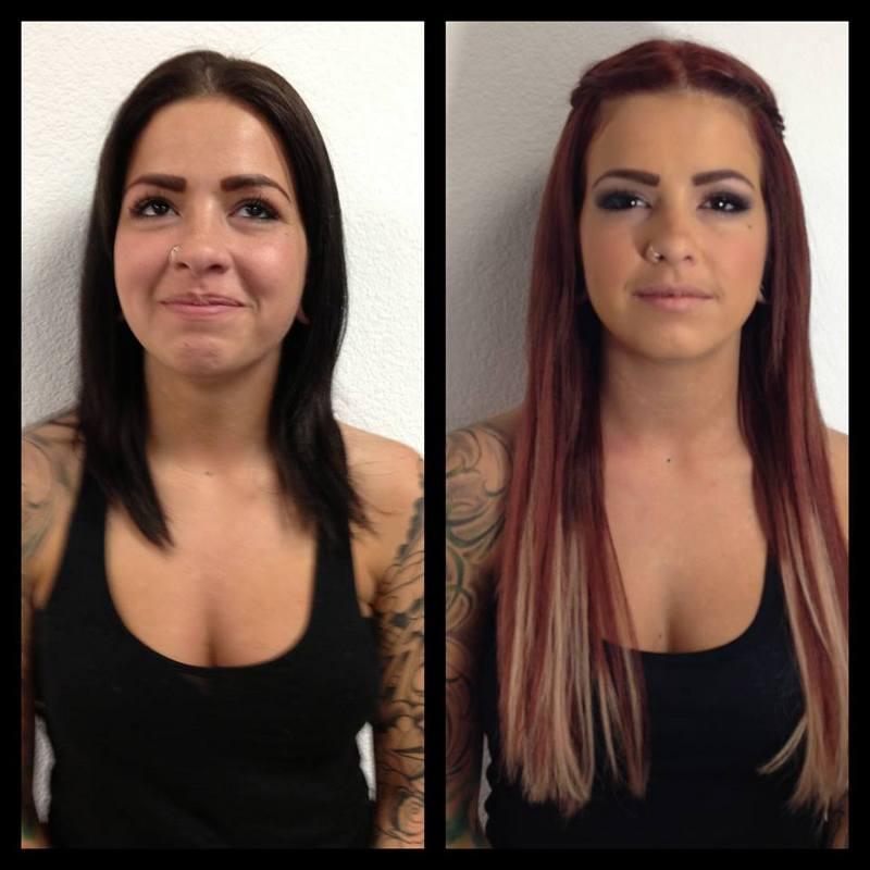 Micro Bead Hair Extensions in Las Vegas, NV — Stevee