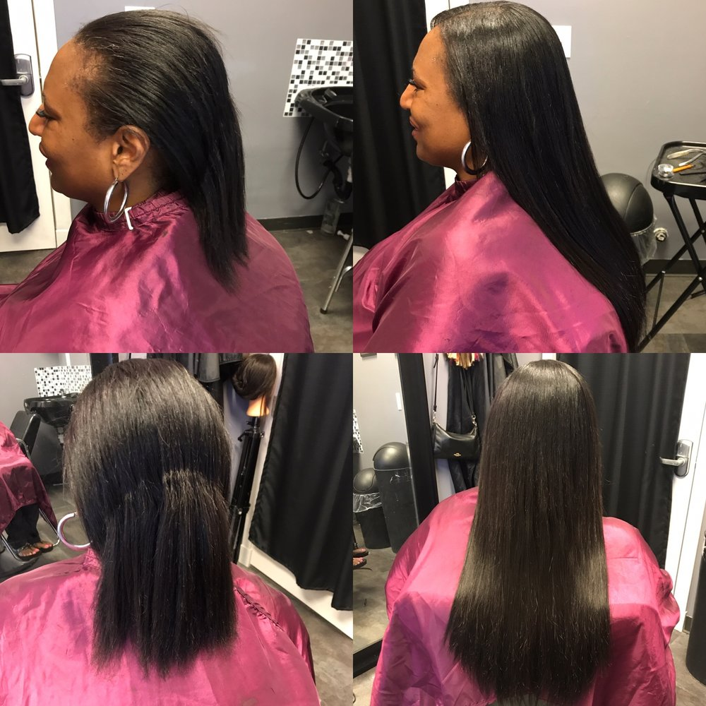NATURAL BLACK LAS VEGAS MICRO-BEAD EXTENSIONS