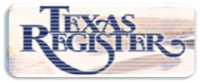 Link to Texas Register