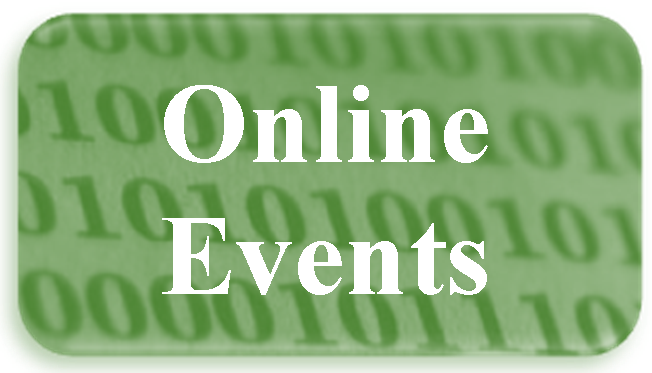 Link to Training Opportunities events list filtered by category to online events only