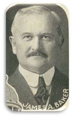 Portrait of James A. Baker