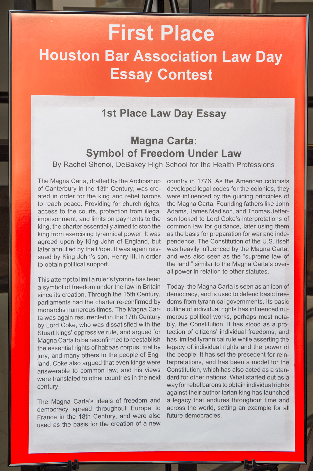 digital exhibit magna carta harris county law library 3827 jpg