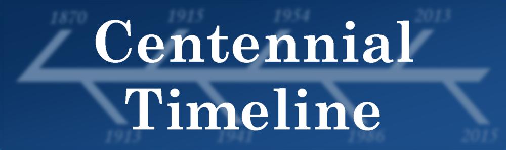 Centennial Timeline