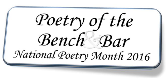 National Poetry Month at the Harris County Law Library, Poetry of the Bench and Bar: The Taxman Cometh