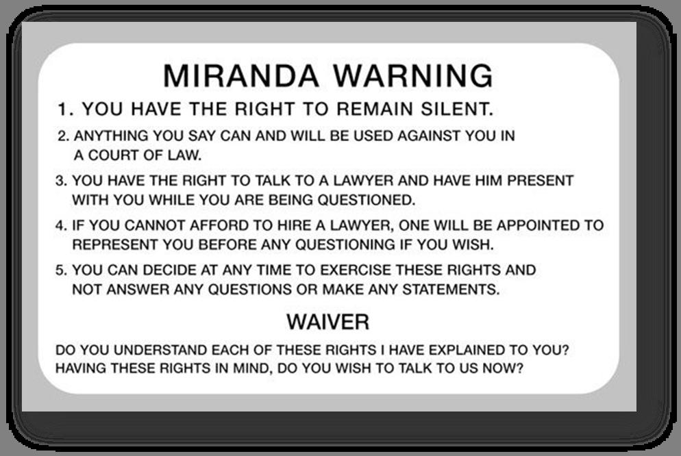 Miranda Harris County Law Library