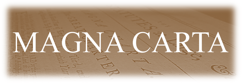 June is Magna Carta Month at the Harris County Law Library