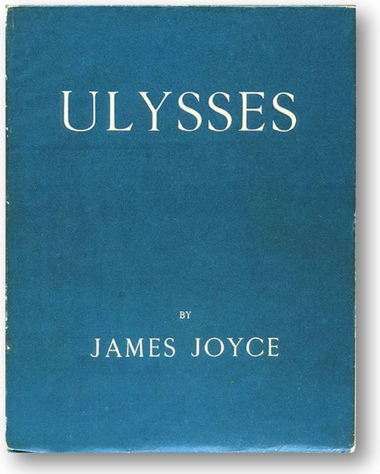 United States v. One Book Entitled Ulysses by James Joyce (Random House, Inc., Claimant)                      72 F.2d 705 (1934) in honor of Bloomsday and Constitutional Law Resources Month at the Harris County Law Library