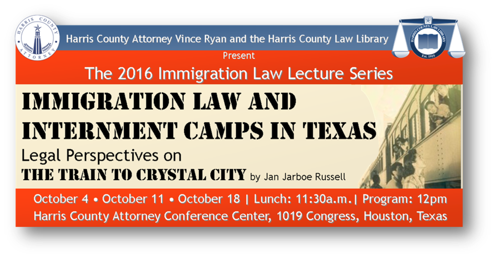 Link to 2016 Immigration Law Lecture series event page