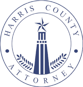 Link to Harris County Attorney's Office homepage