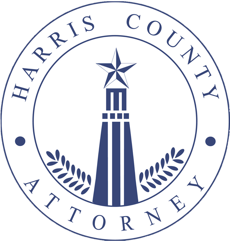 Link to Harris County Attorney website.
