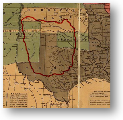 Texas Achieves Statehood: December 29, 1845