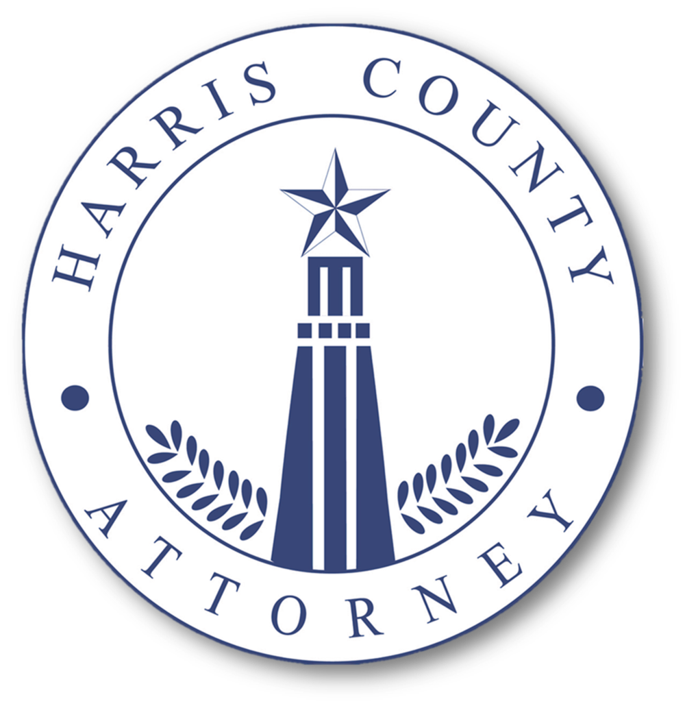 Harris County Attorney Logo - click to visit the Harris County Attorney's website.