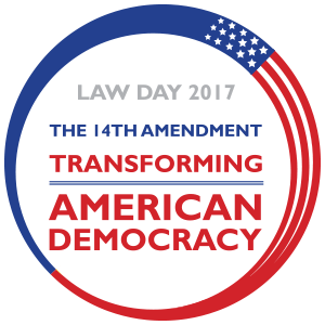 Law Day artwork courtesy of the American Bar Association