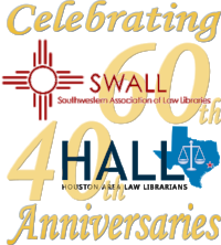 Celebrating Anniversaries - SWALL's 60th and HALL's 40th in 2018