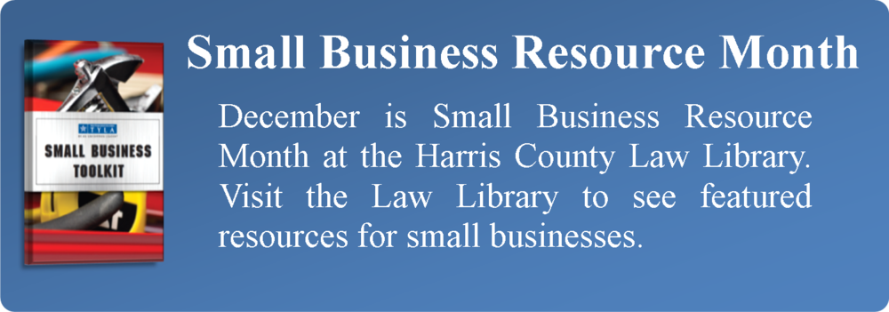 Small Business Resource Month