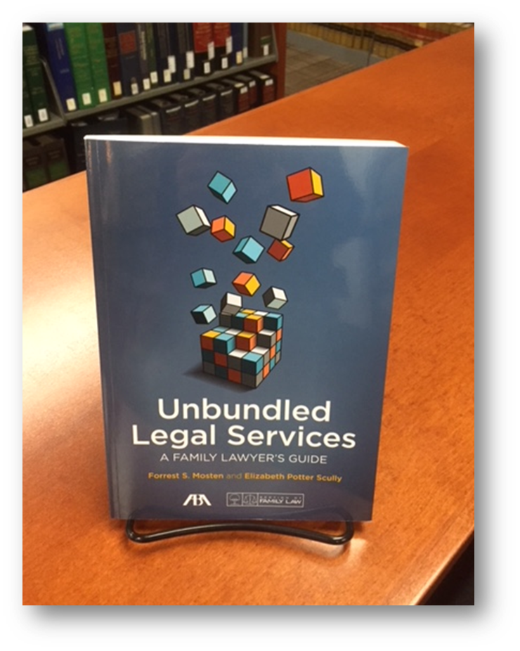 By Forrest S. Mosten and Elizabeth Potter Scully  Published by American Bar Association  KF 299 .D6 M67 2017