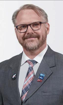 AALL  President Greg Lambert