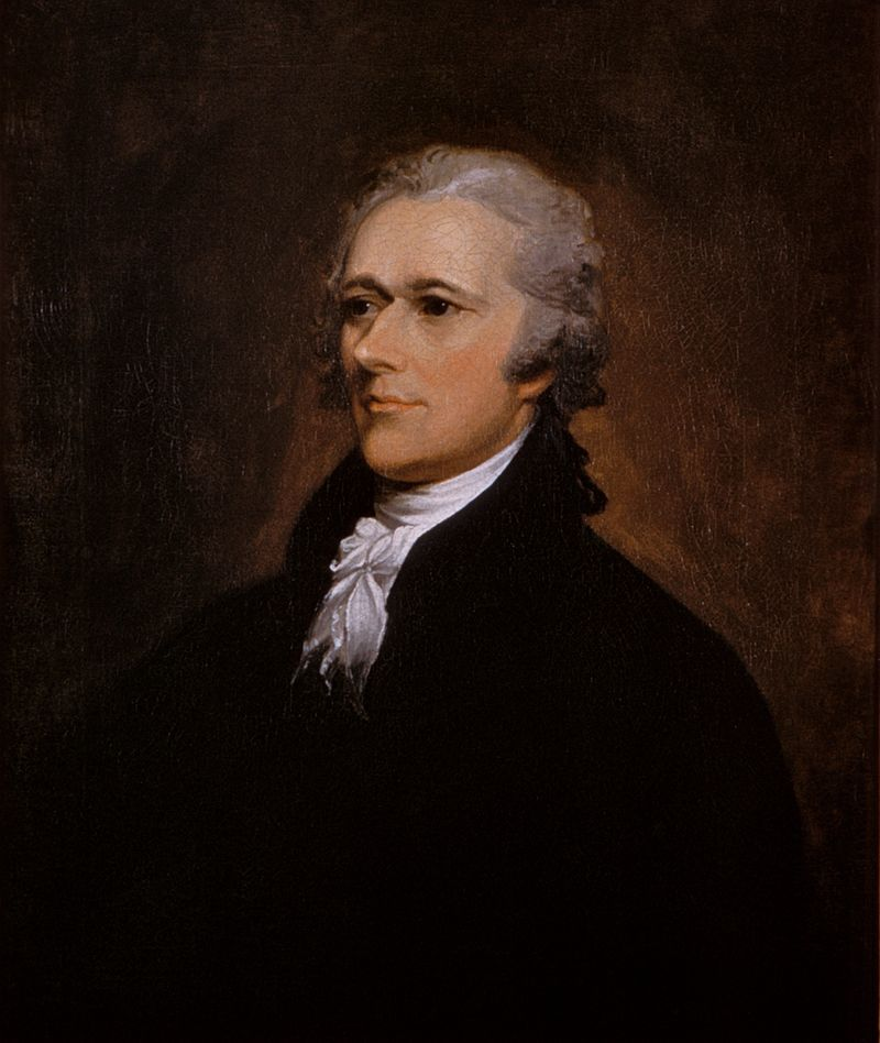 Despite dying in Greenwich Village in 1804, Alexander Hamilton can now be seen nightly on Broadway.