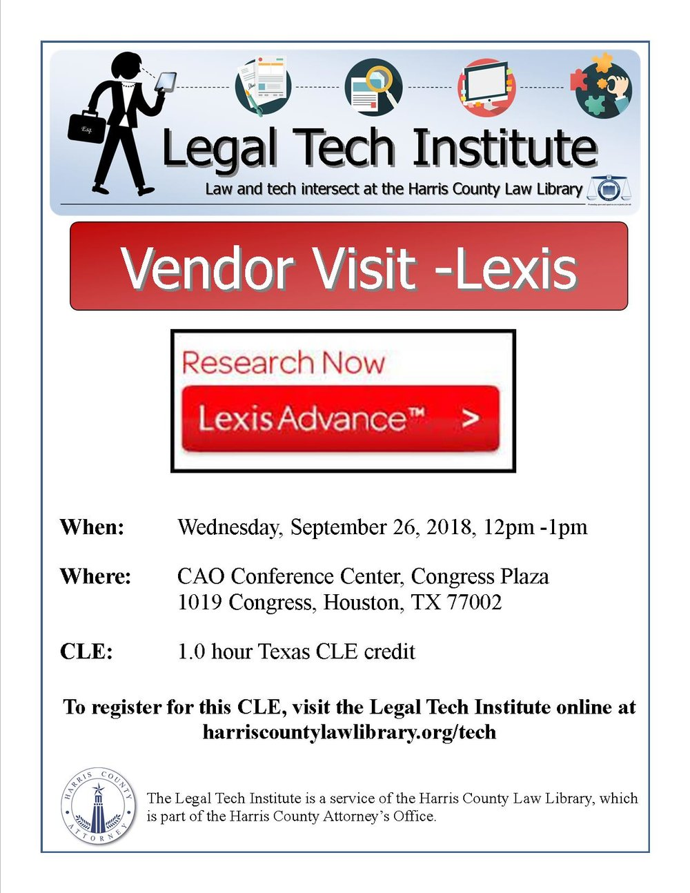 LTI Vendor Visit Lexis September 26, 2018 Reference Desk Sign.jpg