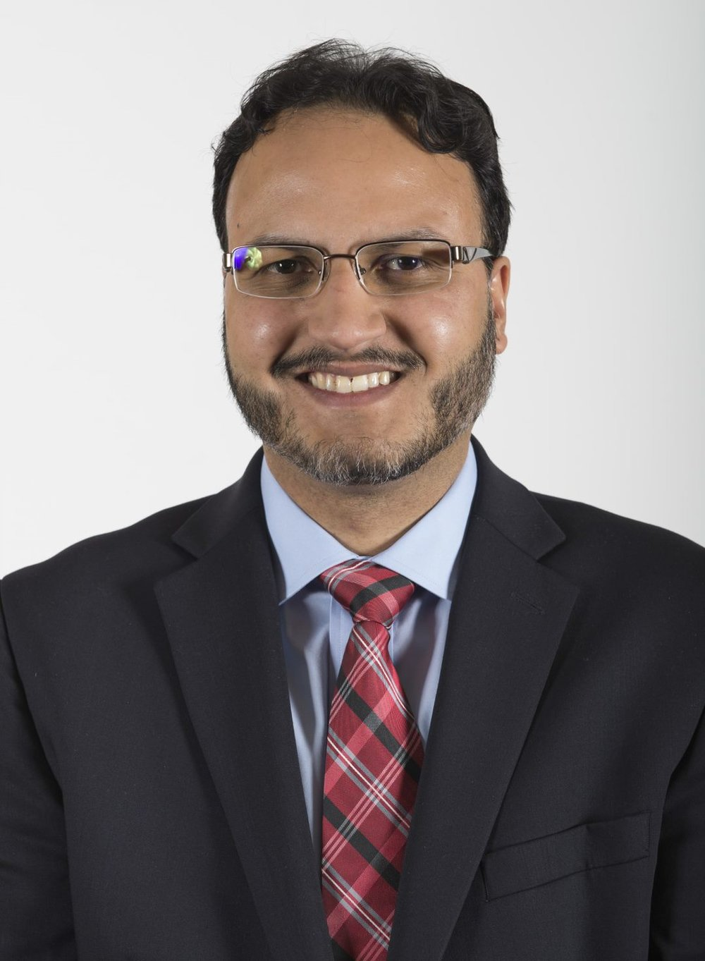 Photo of Arsalan Safiullah, Staff Attorney for  Council on American Islamic Relations - Houston Chapter