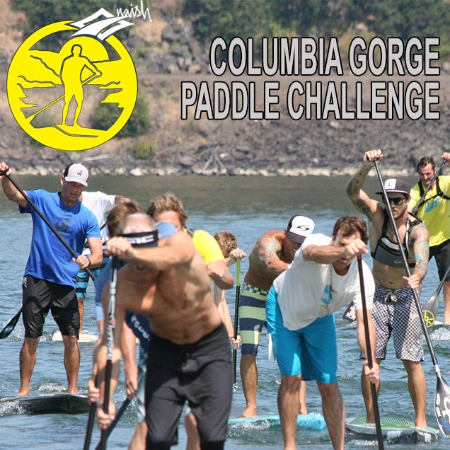 Columbia Gorge Paddle Challenge 2016