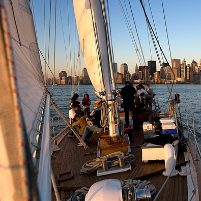 Image courtesy of Manhattan by Sail