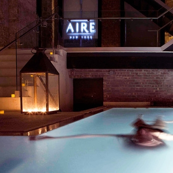 Image courtesy of Aire Ancient Baths