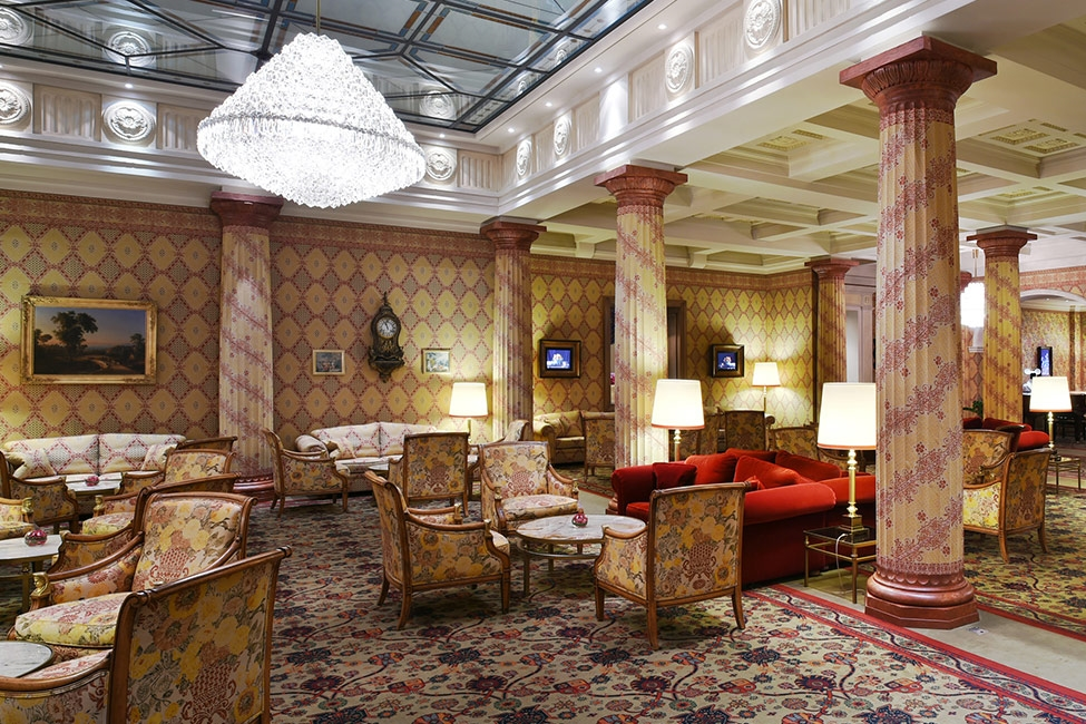 Image courtesy of Swiss Deluxe Hotels