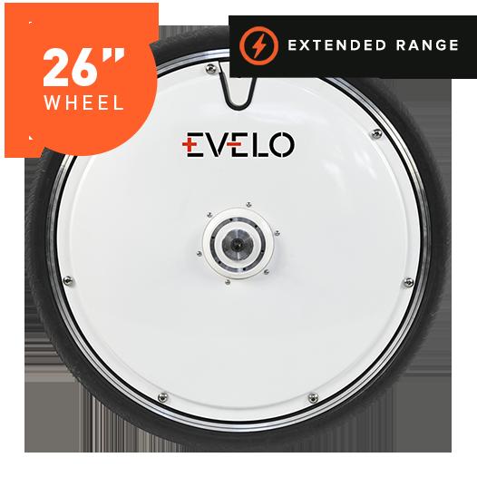 omni wheel by evelo bikes