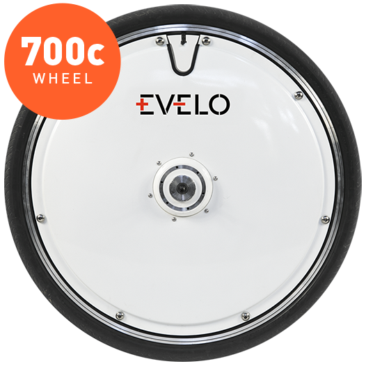 evelo omni wheel electric bike