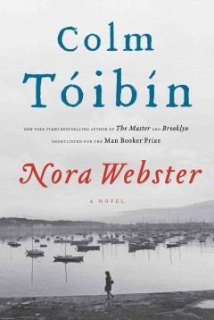 Rebecca  is reading  Nora Webster by Colm Toibin  and really enjoying it.