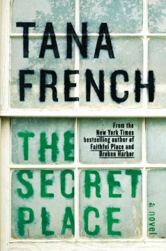 Susie  is reading The Secret Place and is a big Tana French fan.