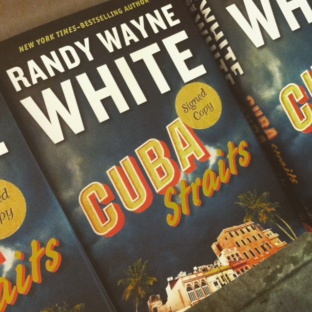 The Remarkable New Novel In Doc Ford Series By York Times Bestselling Author Randy Wayne White