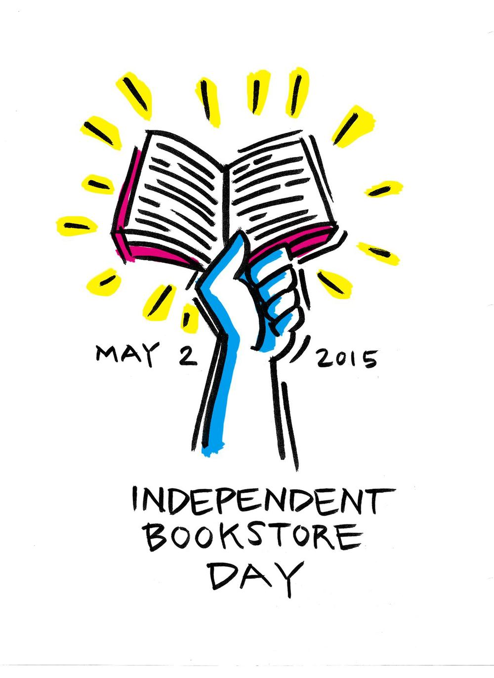 Join us from 10-6 for limited edition IBD items & general bookish fun.  We can't wait!
