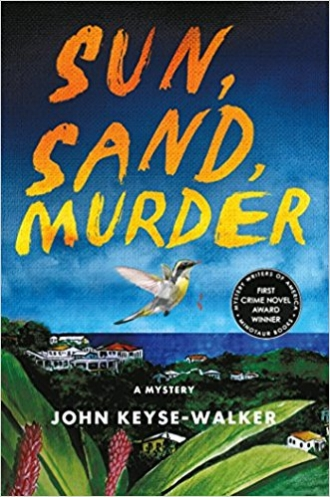 SUN, SAND, MURDER is the winner of the Minotaur Books/Mystery Writers of America First Crime Novel Award.