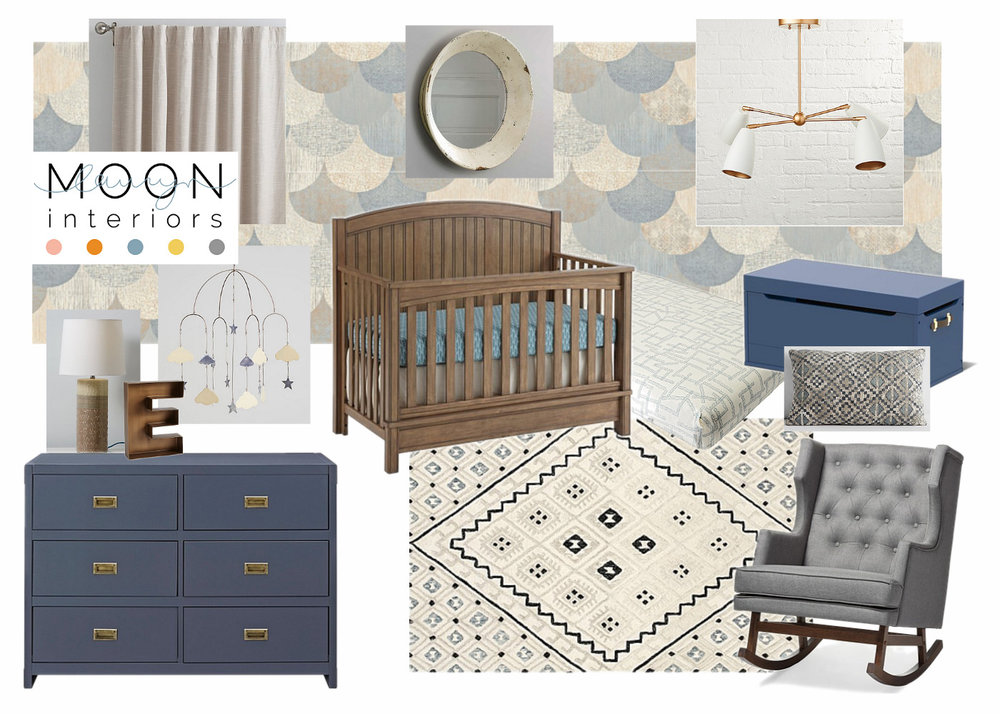 Look for Less Inspiration Board- $2,205.44