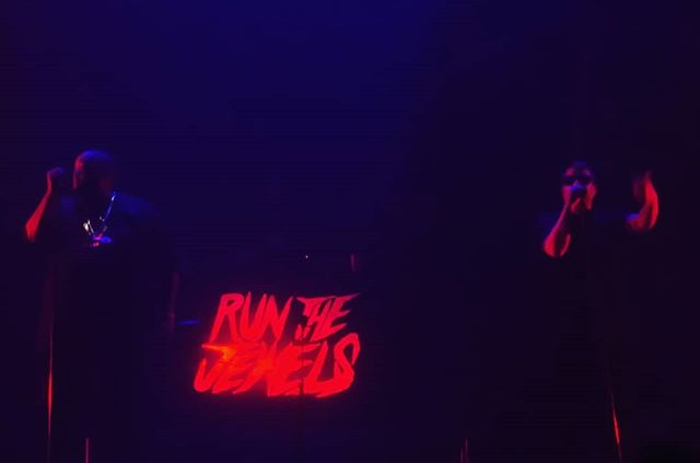 These 2 guys are truly revolutionary in every way.  What an incredible show!  Thank you @KillerMike #rtj