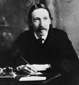 "Good ol' Robert Louis Stevenson wrote a poem entitled ""The Lamplighter"" in 1913. The short work is likely autobiographical, and references Leerie, the town Lamplighter."