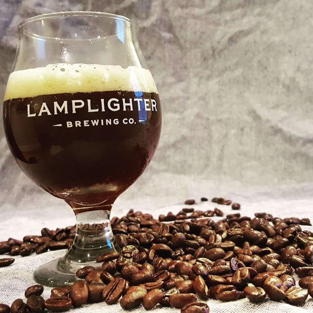 And, of course, we are continually brewing and testing recipes on the side! We're getting especially excited for the beer/coffee collaboration possibilities with Longfellows
