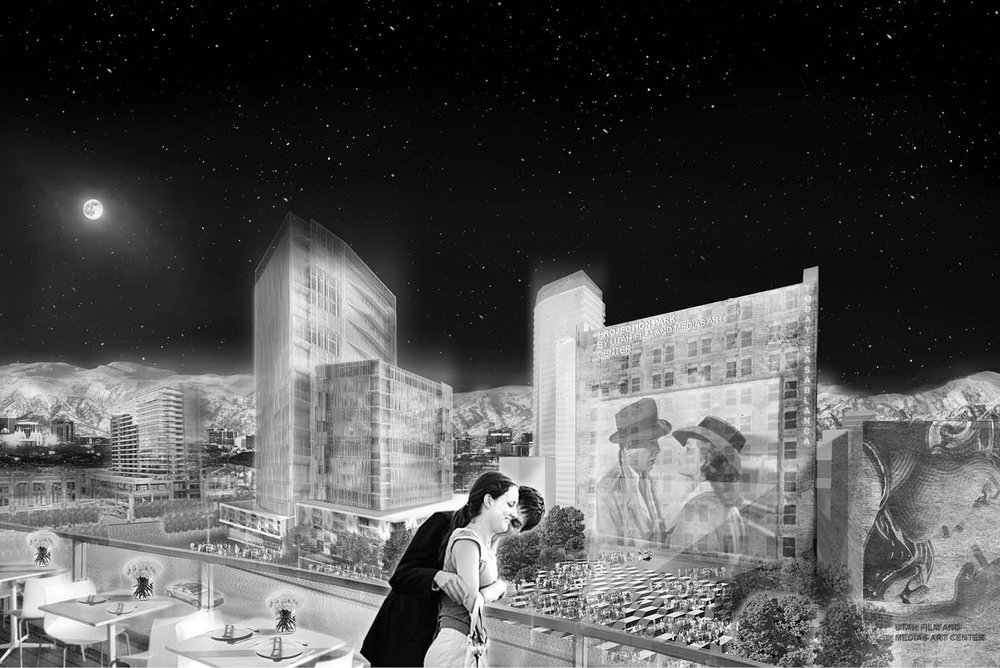 MULTIGRID wins awards in Sixty Nine Seventy: The Spaces Between Urban Ideas Competition Awards include Honorable Mention, People's Choice Award Finalist, and Jury Award Finalist.